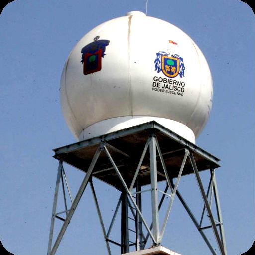 Radar Doppler Jalisco أيقونة
