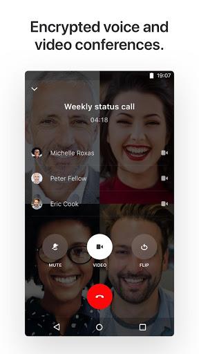 Wire • Secure Messenger screenshot 3