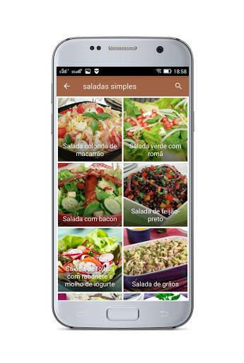Receitas Fáceis - Receitas Simples e Deliciosas screenshot 10