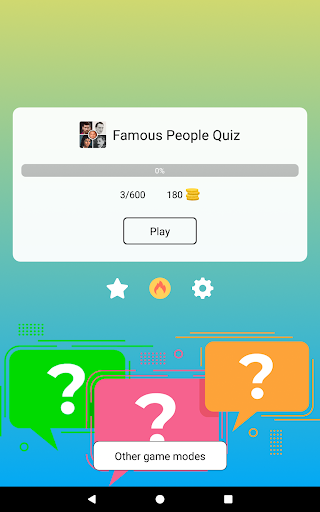 Guess Famous People — Quiz and Game 13 تصوير الشاشة