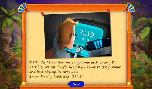 Roads of Time 1 screenshot 12