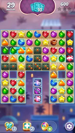Genies & Gems- جن وجواهر 5 تصوير الشاشة