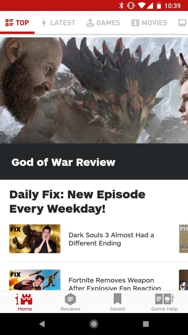 IGN Entertainment - Video Game Guides Reviews News screenshot 2