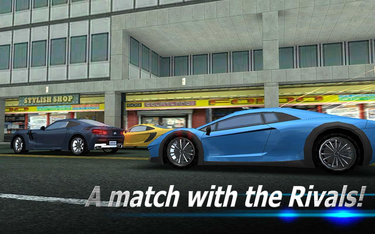 Racing Time 3 تصوير الشاشة