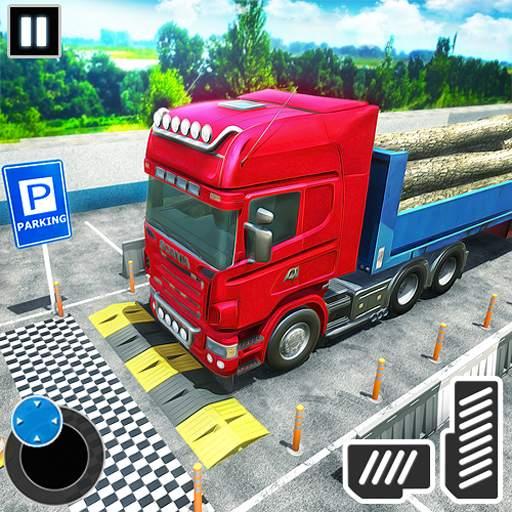 Big Truck Parking - Vehicle Simulation Game 2020