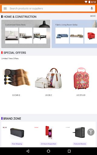 Alibaba.com - Leading online B2B Trade Marketplace screenshot 7