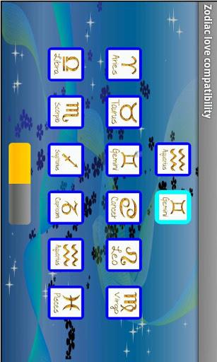 Zodiac love compatibility screenshot 2