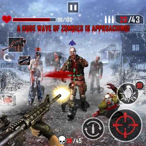 Zombie Killing - Call of Killers 13 تصوير الشاشة