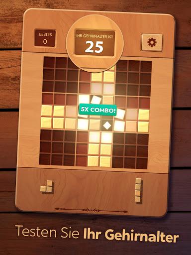 Woodoku: Holzblock-Puzzle-Spiele screenshot 9