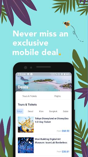 Trip.com: Flights, Hotels, Train & Travel Deals 2 تصوير الشاشة