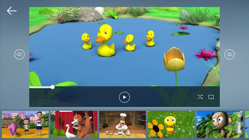 Kinderlieder TV 5 تصوير الشاشة