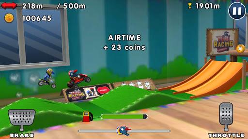 Mini Racing Adventures स्क्रीनशॉट 1