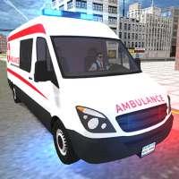 Реальный симулятор скорой помощи 2021 on 9Apps