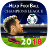 Head FootBall: Champions League 2018 أيقونة