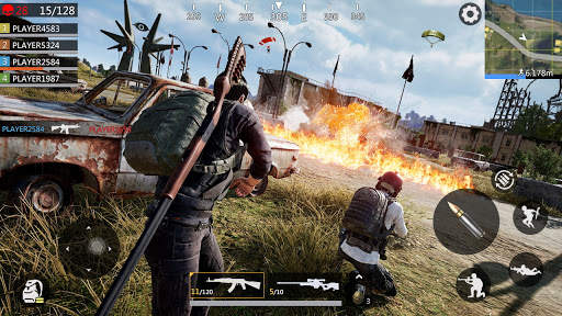 Cover Strike - 3D Team Shooter screenshot 6