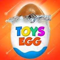 Huevos sorpresa - Juegos para bebés on 9Apps