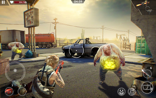 Left to Survive: Apocalypse & Dead Zombie Shooter screenshot 14