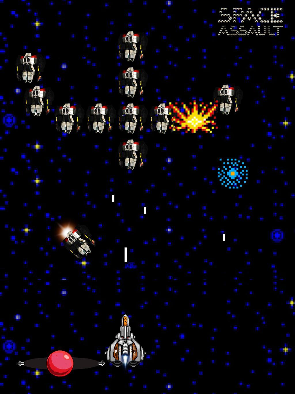 Space Assault: Space shooter 3 تصوير الشاشة