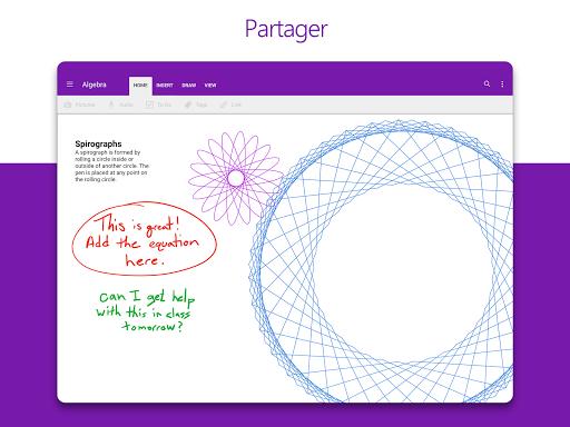 Microsoft OneNote: Organisez vos idées et notes screenshot 8