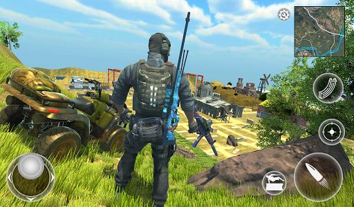 Free Survival Battleground: Fire Battle Royale screenshot 6