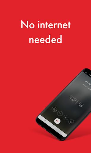 تطبيق Rebtel: مكالمات دولية رخيصة 2 تصوير الشاشة