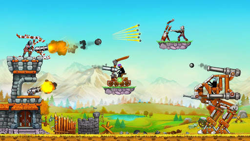 The Catapult 2 — Grow your castle tower defense screenshot 5