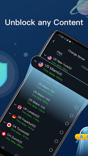 Fast VPN-Speed, Secure, Free Unlimited Proxy screenshot 3