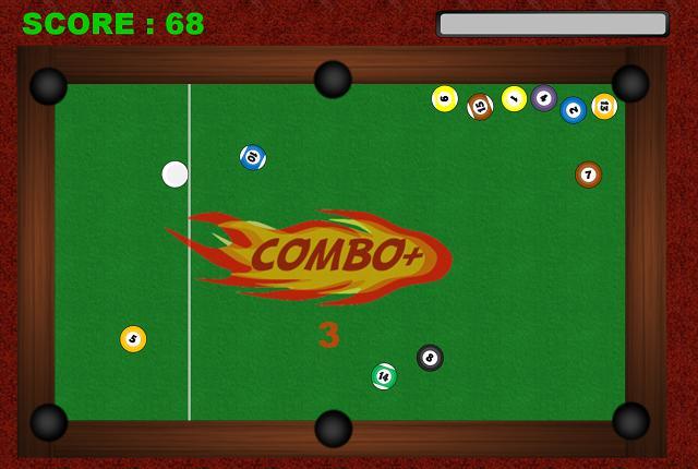 Billiard 4 تصوير الشاشة