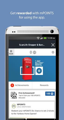 ScanLife Barcode & QR Reader 3 تصوير الشاشة