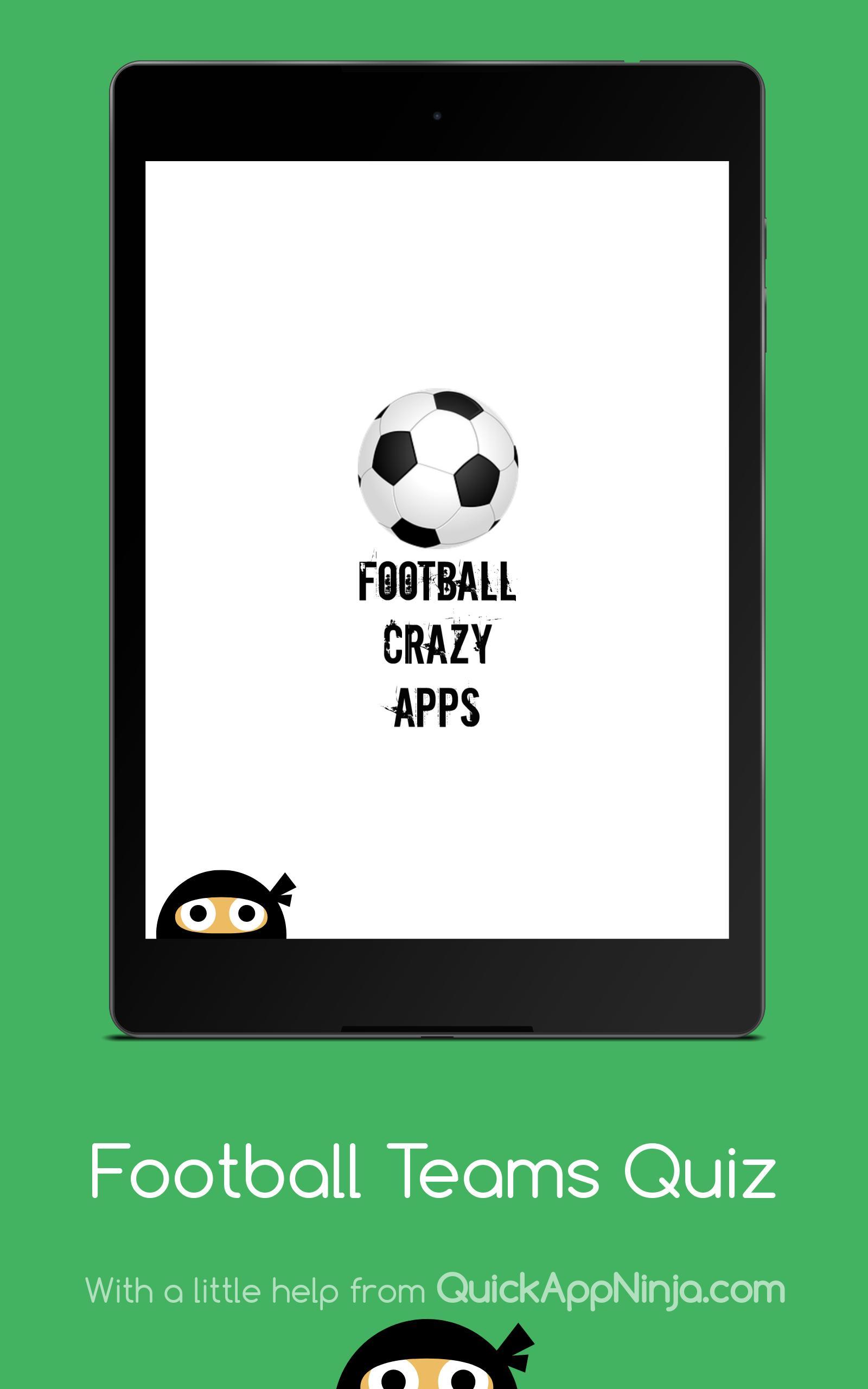 Football Teams Quiz 7 تصوير الشاشة