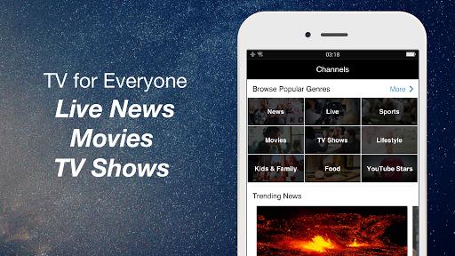 (US only) Free TV App: TV Series screenshot 3