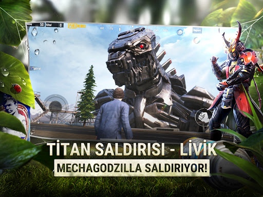 PUBG MOBILE - Serüven screenshot 14