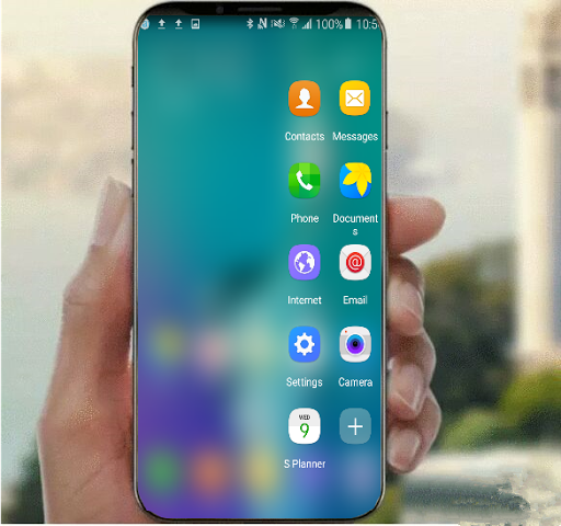 Edge Screen S20 S10  S8 Note8 S9 Note 9 6 تصوير الشاشة