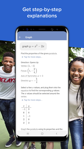 Mathway: Scan Photos, Solve Problems screenshot 2
