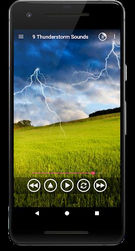 Rain Sounds - Sleep & Relax screenshot 3