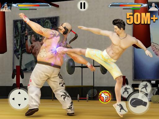 GYM Fighting Games: Bodybuilder Trainer Fight PRO screenshot 6