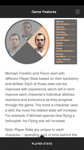 Grand Theft Auto V: The Manual 2 تصوير الشاشة