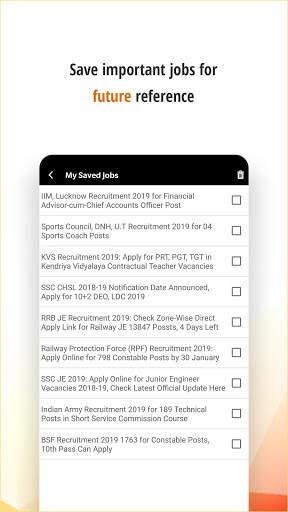 Sarkari Naukri - Govt Job alerts (Government jobs) screenshot 7