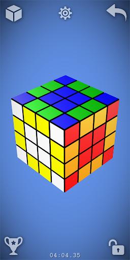 Magic Cube Puzzle 3D 1 تصوير الشاشة