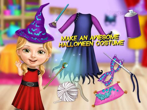 Sweet Baby Girl Halloween Fun screenshot 8