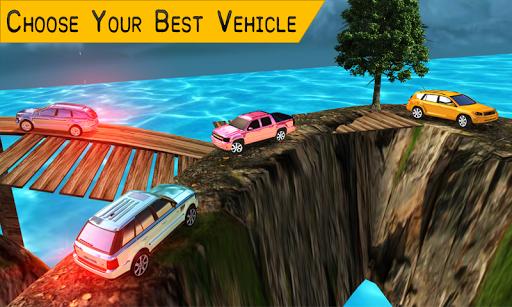 Offroad Land Cruiser Jeep screenshot 5