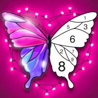 Tap Color Lite : Color by Number. Coloring Games on 9Apps