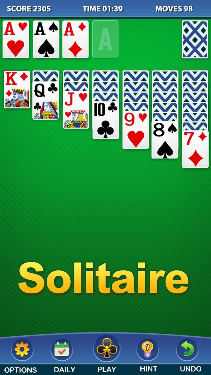Solitaire* 1 تصوير الشاشة