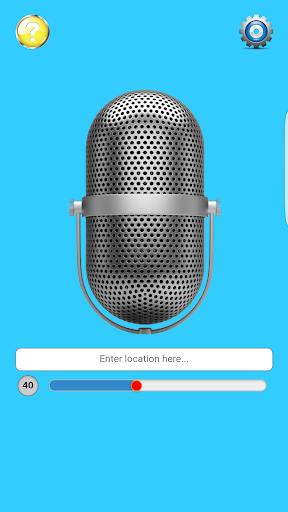 Voice Navigation 1 تصوير الشاشة