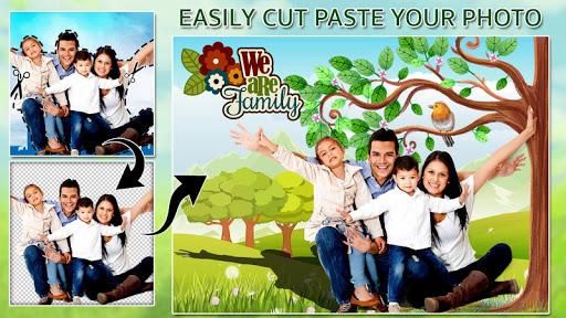 Family Photo Frames - Collage Editor screenshot 2