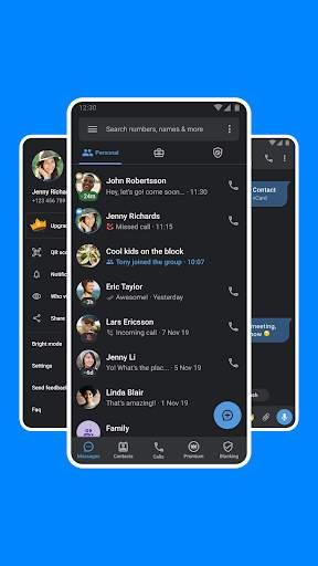 Truecaller -هوية المتصل والحظر screenshot 7