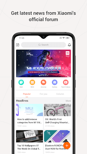 Mi Community - Xiaomi Forum screenshot 1