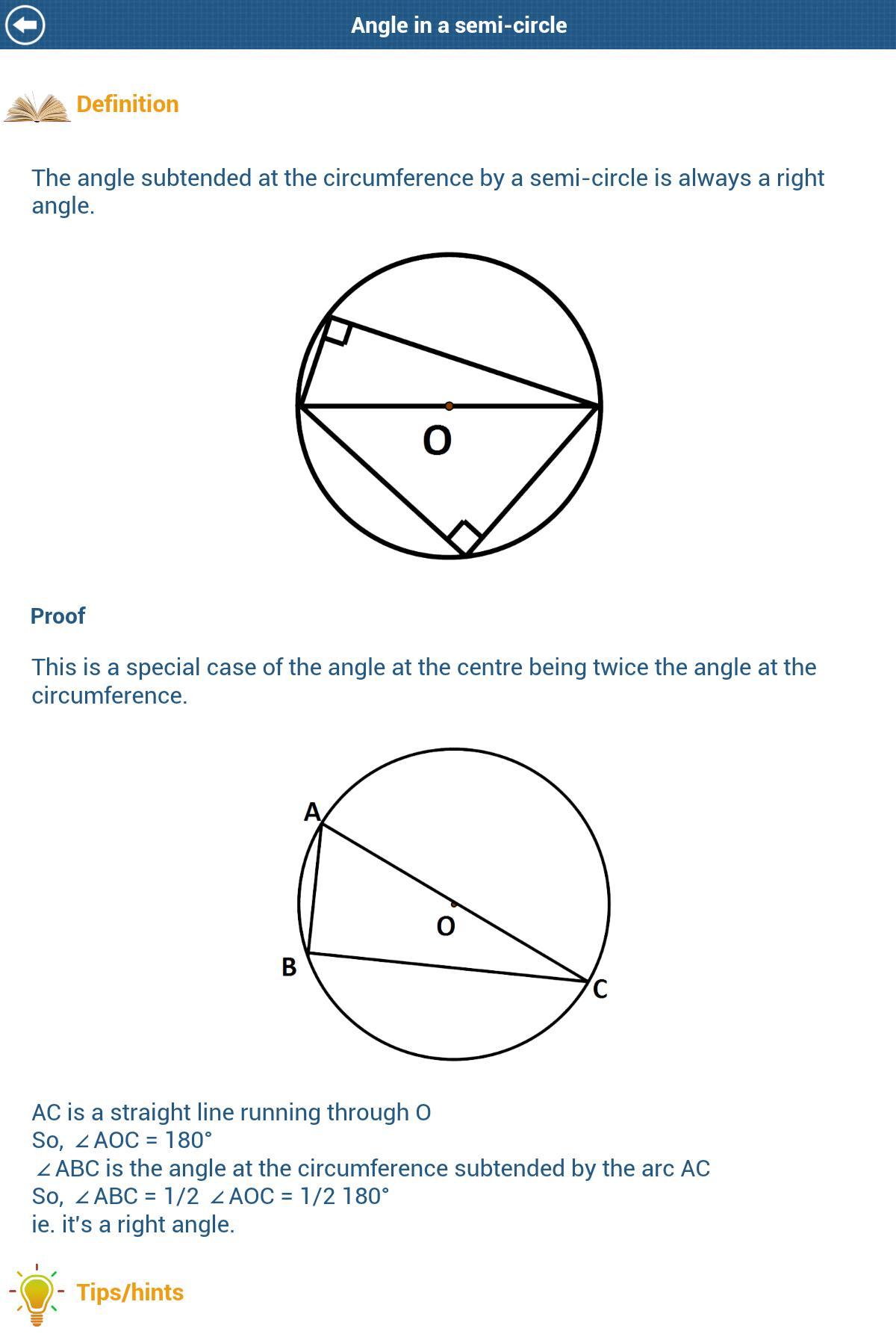 GCSE Maths Geometry Revision L screenshot 12
