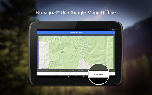 خرائط 22 تصوير الشاشة