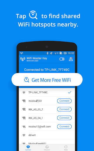 WiFi Master - by wifi.com screenshot 3
